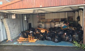 household rubbish removal garage clearout