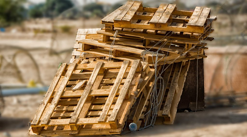 Wooden Pallet Recycling In Leeds Wakefield And West Yorkshire