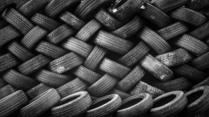 Pile of Tyres