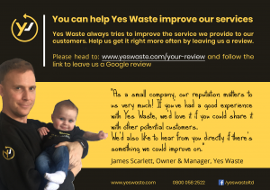 Help Us Improve Our Services
