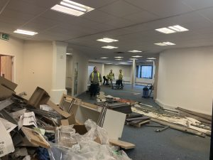 Case Study - Liverpool strip out