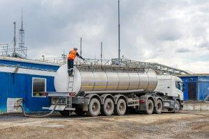 Waste Oil Truck - Banner 2